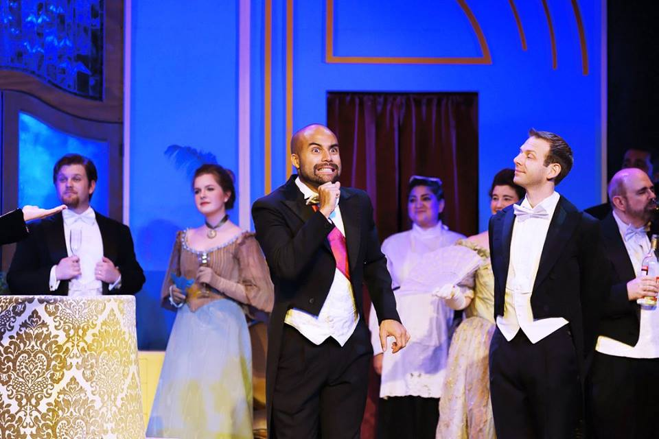 Die Fledermaus, Opera in the Heights, 2016