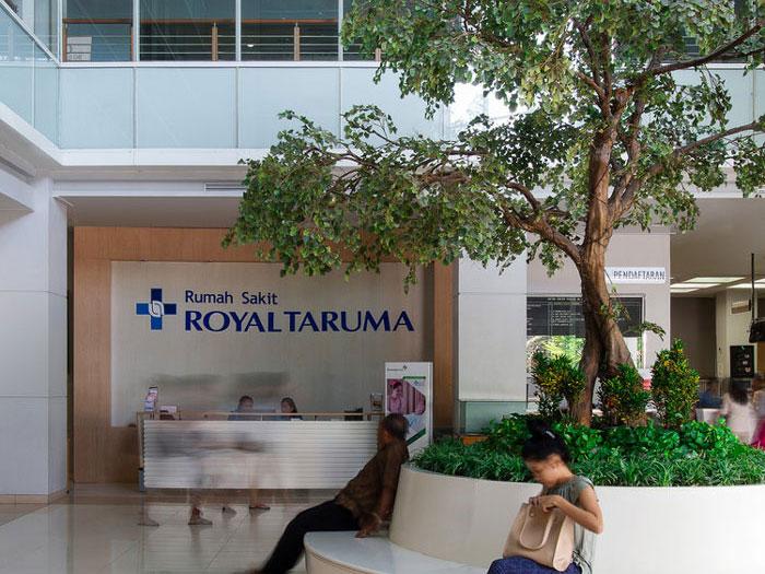 ROYAL TARUMA - Hospital