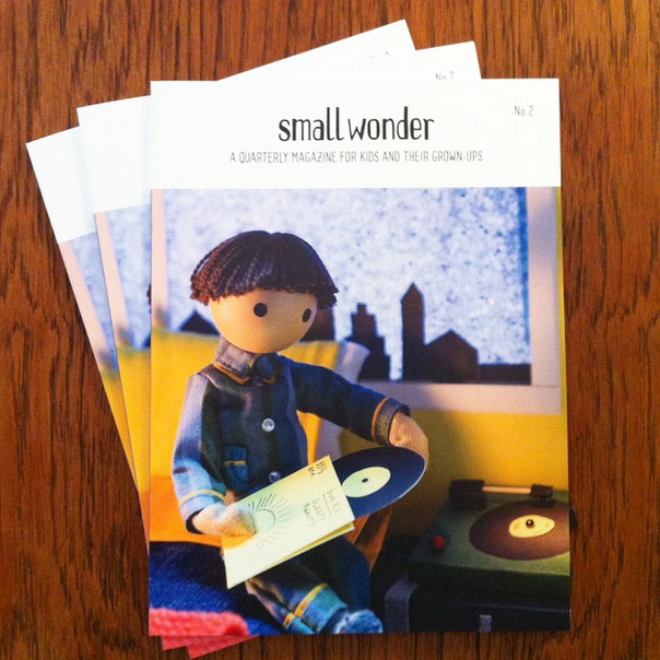 small wonder magazine | Sunny!