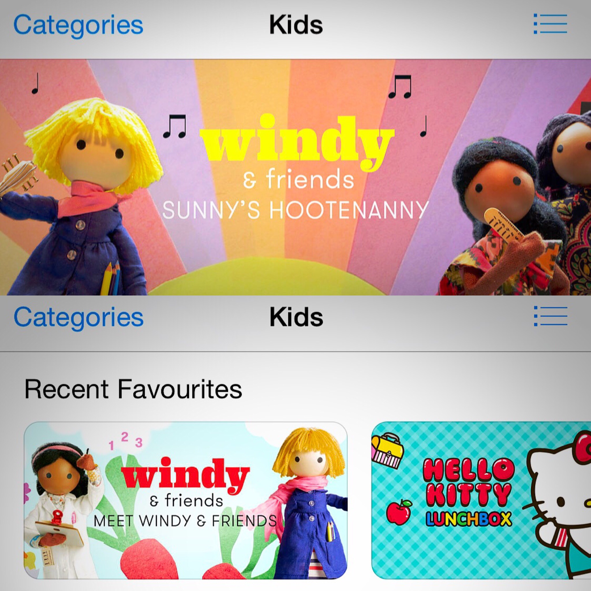 best apps for kids on iTunes