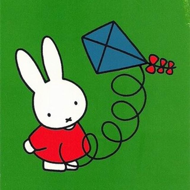 In memoriam to one of our very most influential authors, illustrators and graphic designers - Dick Bruna