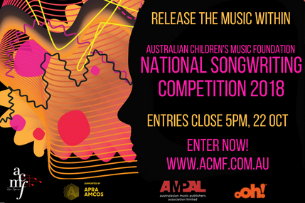 Australian Children's Music Foundation 2018 National
