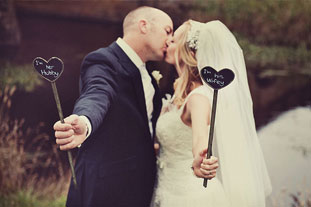 Kym & Adam   •  3 March 2012