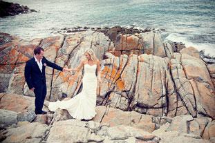 Jessica & Matthew  • 11 February 2012 White Sands Estates