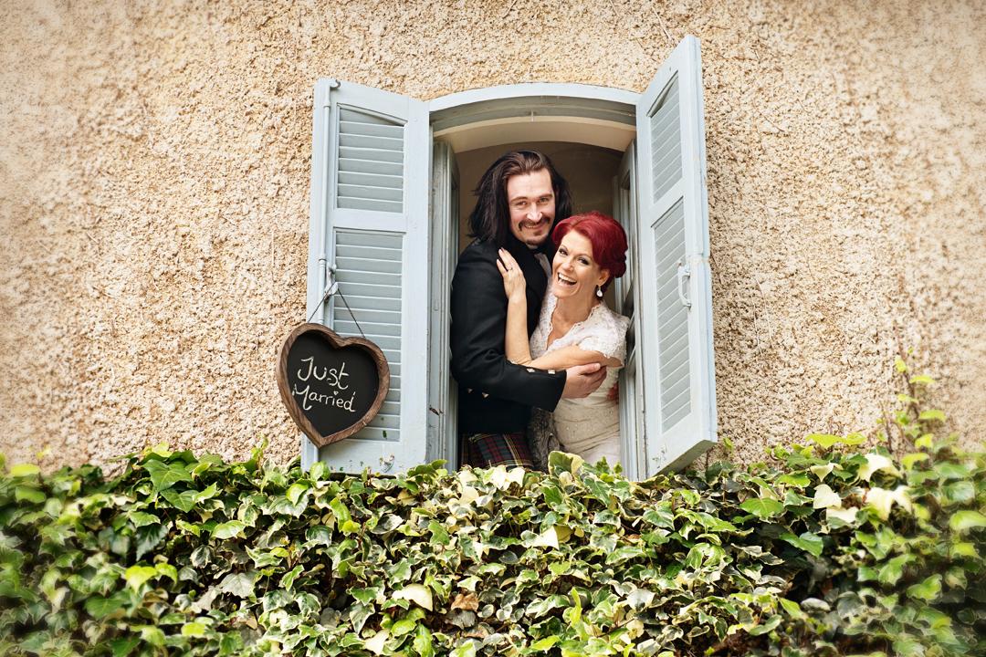 Stacey & David • 19 August 2013  Villa Howden