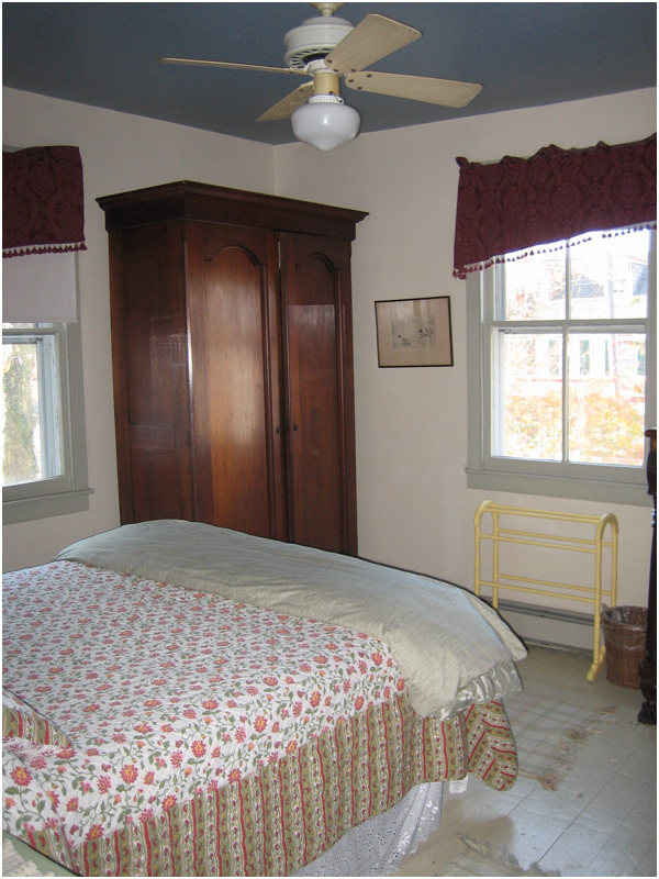 The Brown Bedroom