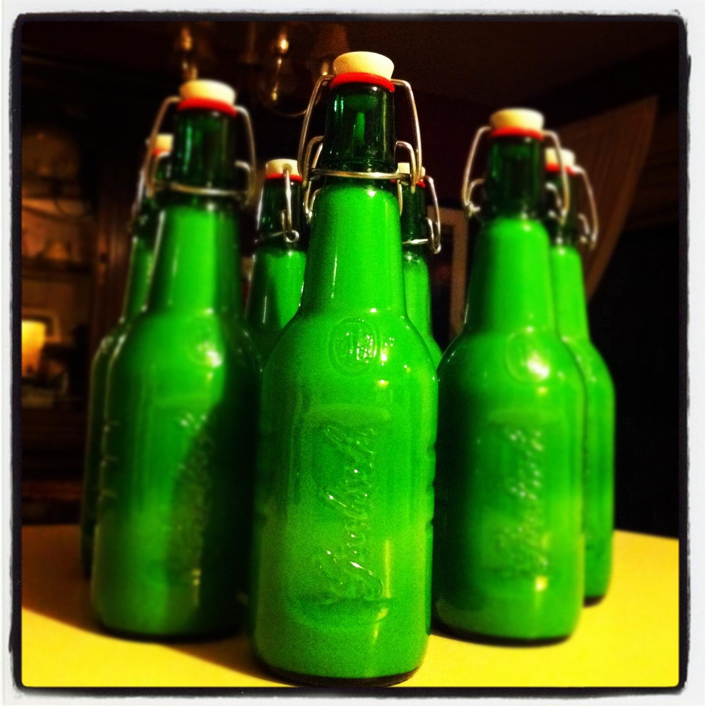 The Christmas Bottles