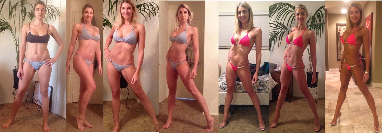 8 week focused progression
