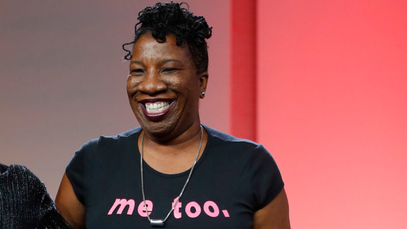 """Tarana Burke, a civil rights activist who was the original founder of the """"Me Too"""" movement, which she started in 2006"""