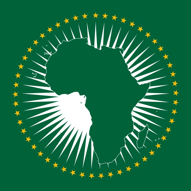 Flag of the African Union (via  Wikimedia Commons )