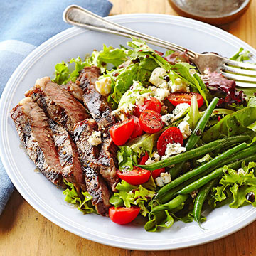 Steakhouse Salad with Ribeye and Blue Cheese..jpg