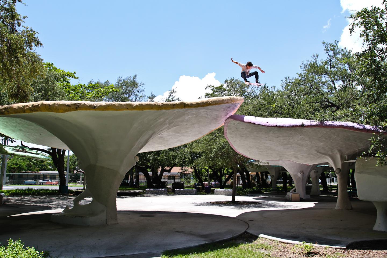 Richard Quintero | Ollie | Coconut Grove, FL