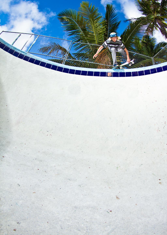 Titus Massinello | Backside Nosepick | South Beach, FL