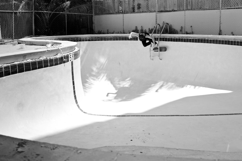 Joel Meinholz | Ladder Hippy Jump | South Beach, FL