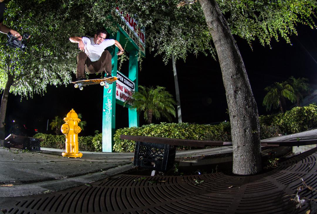 Danny Renaud | Ollie | Miami, FL
