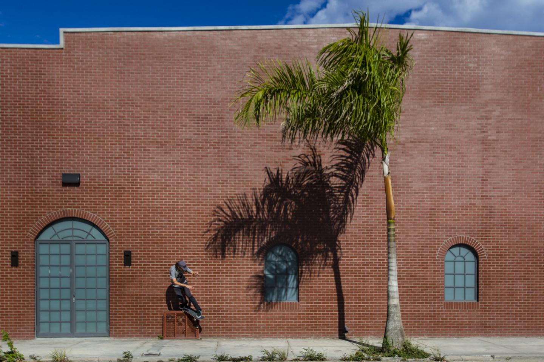 Danny Fuenzalida | Backside Smith Grind | Miami, FL