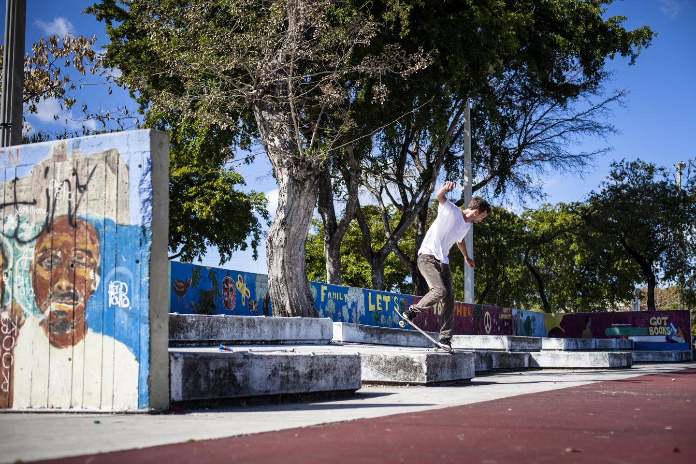 Richie Zuczek |  BS Noseblunt Slide | Miami, FL