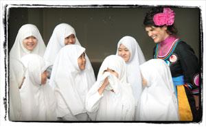 Storytelling in Brunei with Tanya Batt