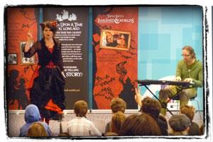 Storytelling and music with Tanya Batt and Craig Denham