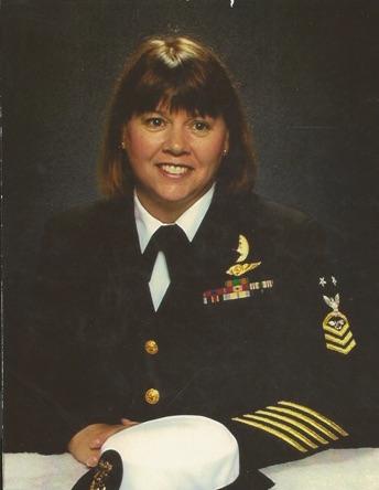 Command Master Chief Patty Shinnick