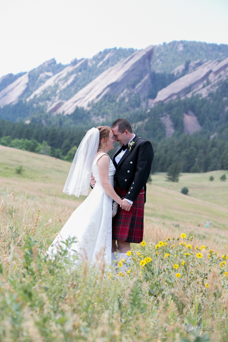 """Warren and Jackie came to Colorado for my wedding and did an amazing job. My husband and I met with them twice by Skype and knew they were a good fit - so personable, clearly very professional and experienced, and asked all the right questions. They were very organized, extremely fair in their pricing and generous in their time on the day-of, and completely discreet during the festivities while still capturing the big moments! It was easy to just trust them to take care of everything without needing much guidance from us, as we were wanting to just enjoy the day.      I would recommend these two to anyone - they really worked with our vision, and the quality of the final photos were amazing, and we were able to get access to many hundreds of edited, quality shots with full reproduction rights. Beautifully lit, framed and composed. I will cherish these wedding photos my whole life! Beth and Victor Boulder Colorado"