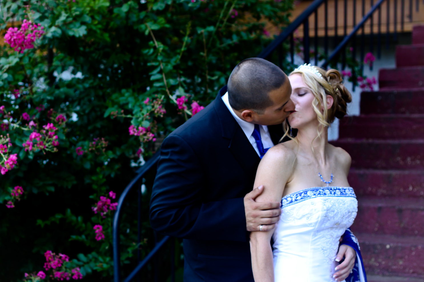 Eureka Springs Wedding