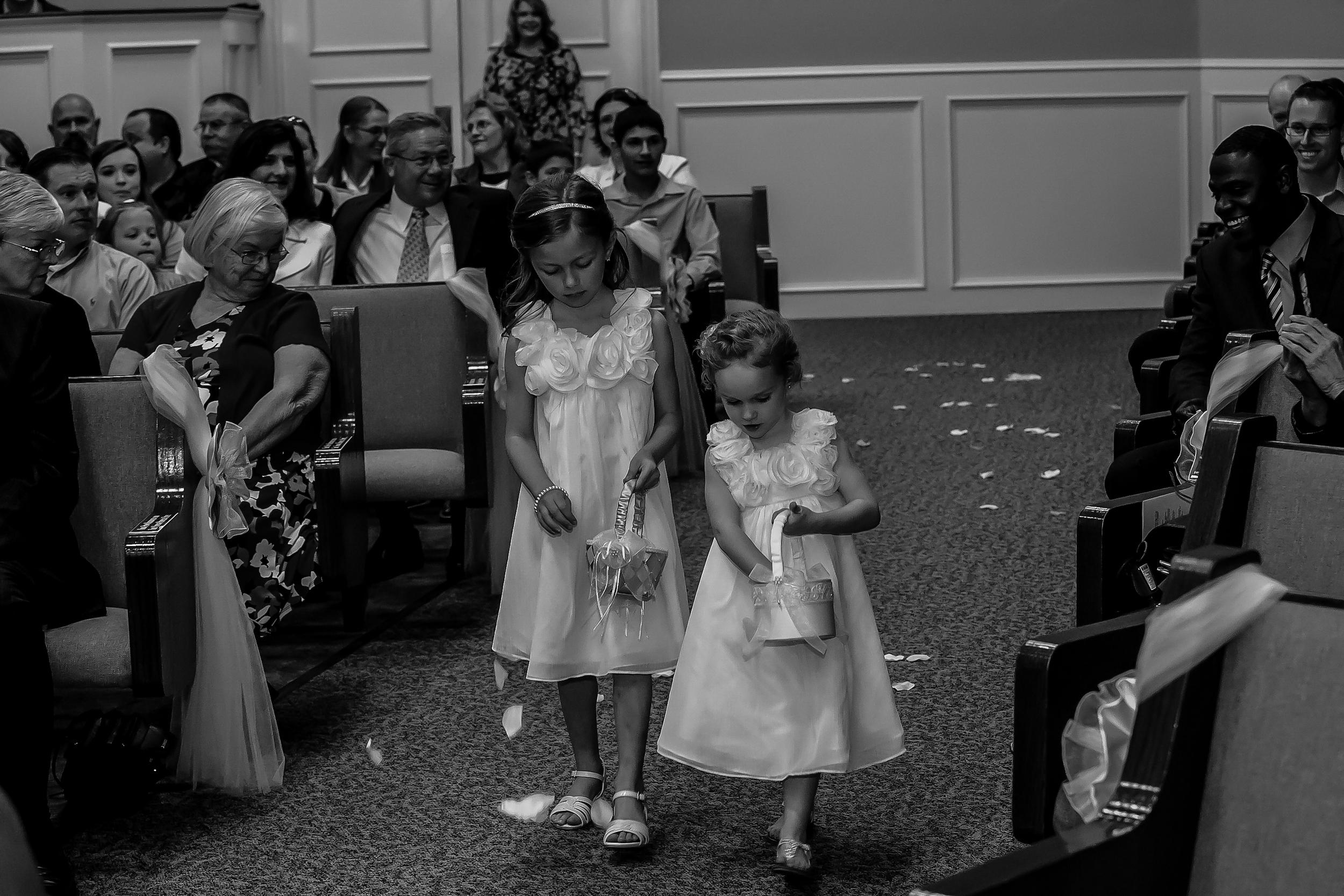 Brown Strickland Wedding