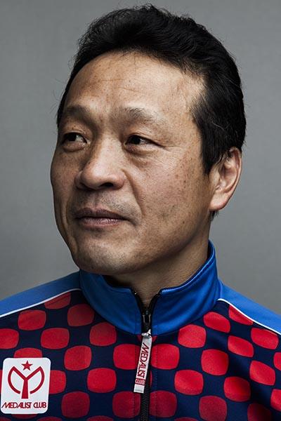 Coach Fukushige