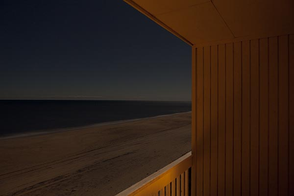 View from Ocean beach Resort in Montauk.