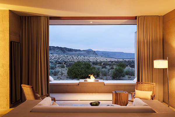 The Amangiri Resort. UT