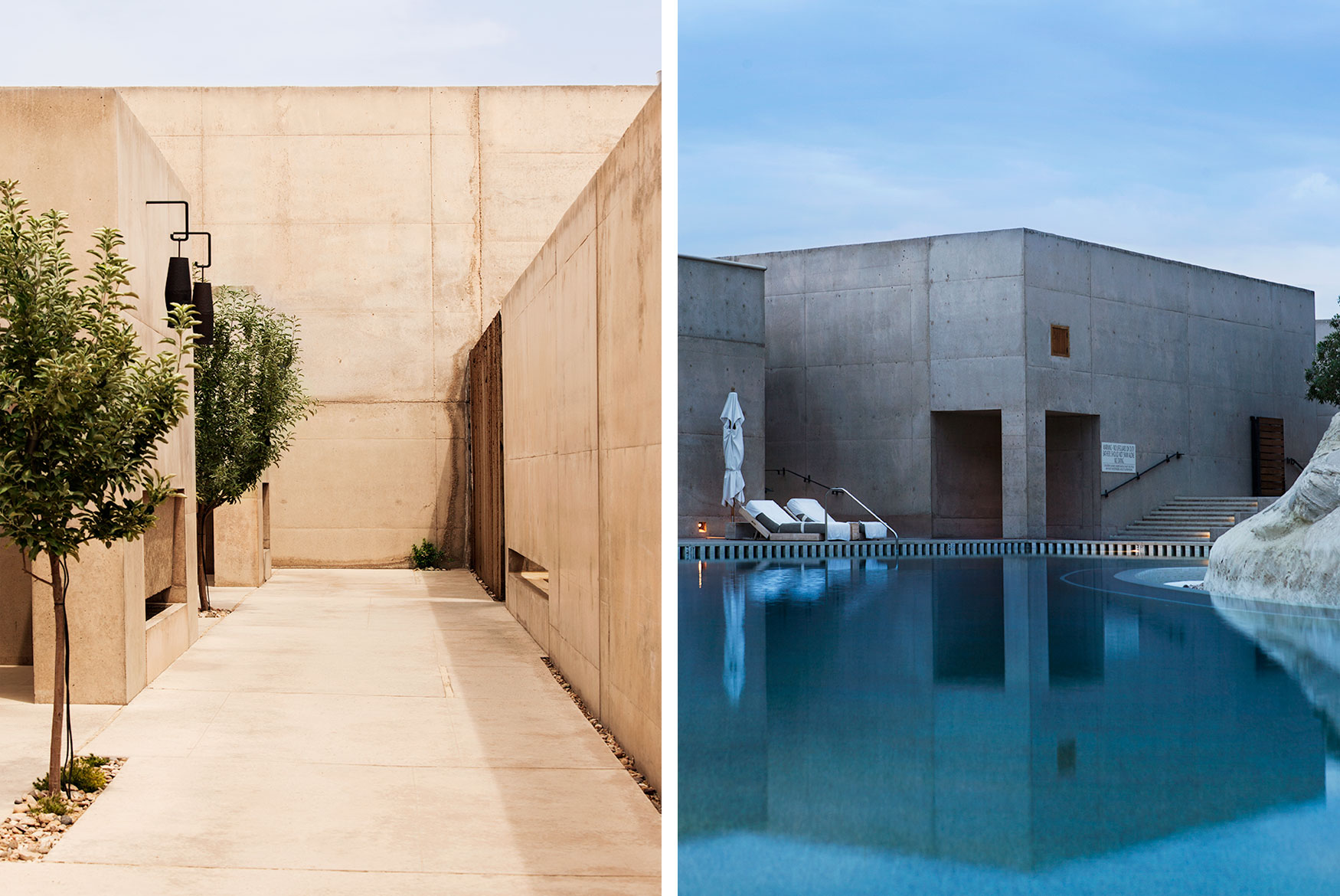 In the  Architecture/Hospitality  section I added images from The Amangiri Resort located in the South Eastern part of Utah. I had one of the most divine experiences here in a long time during the summer heat last year.