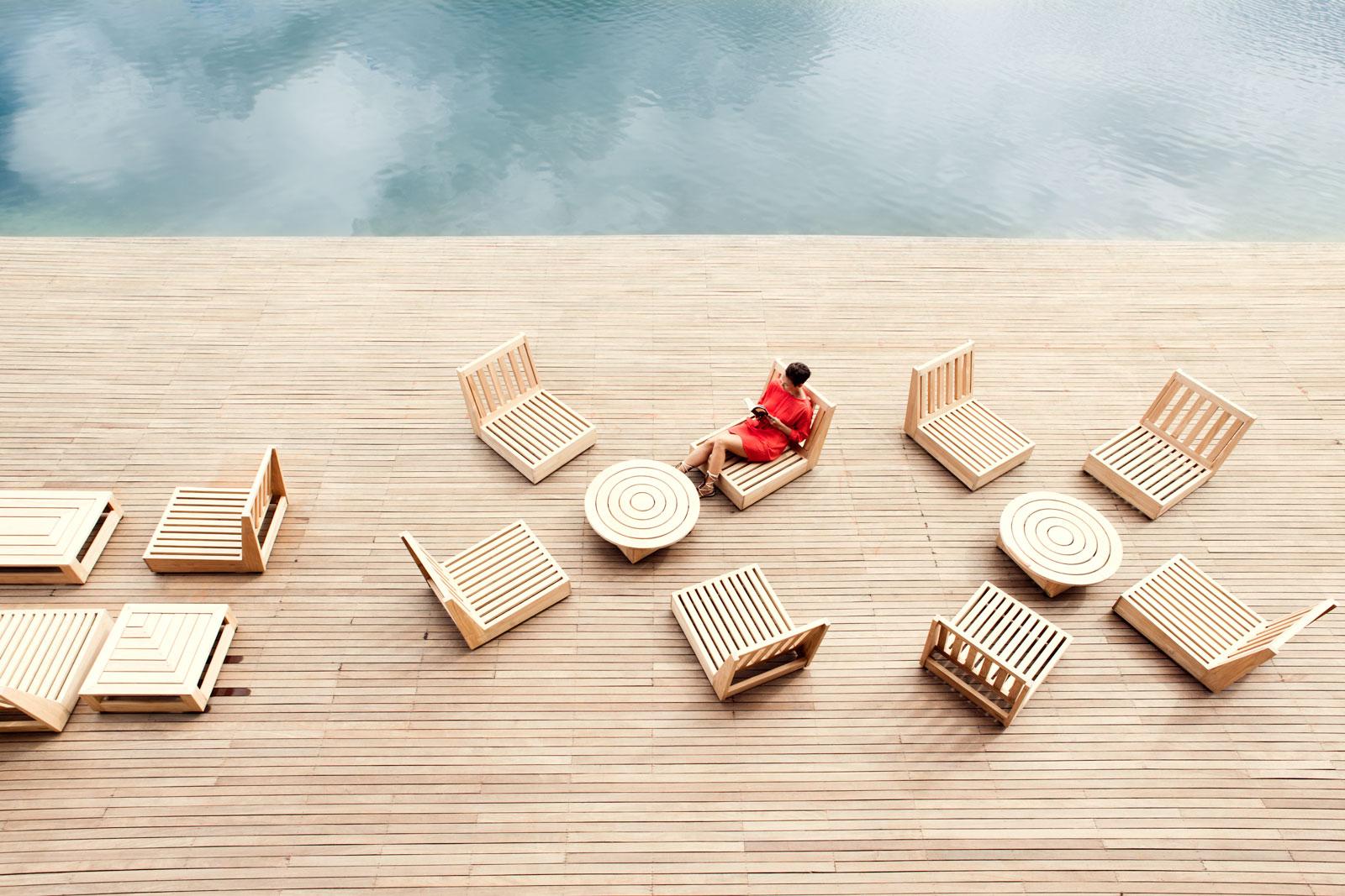 Fasano Boa Vista luxury hotel photographed by Martin Adolfsson for Conde Nast Traveler