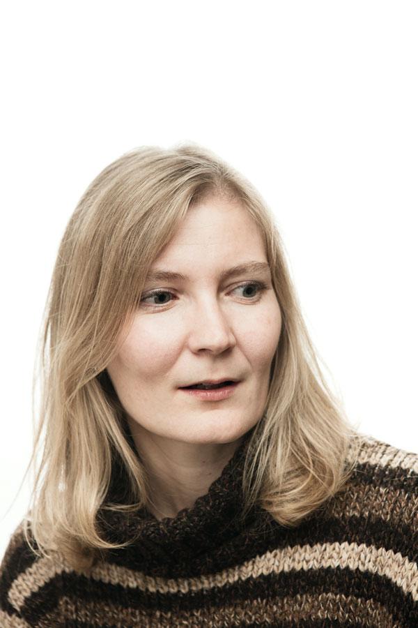 Monika Sziladi by Martin Adolfsson