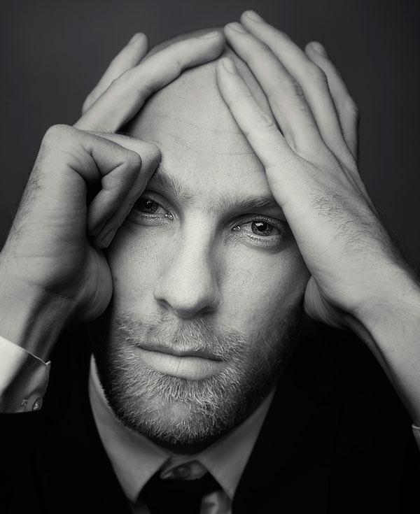 Martin Adolfsson by Patrik Andersson