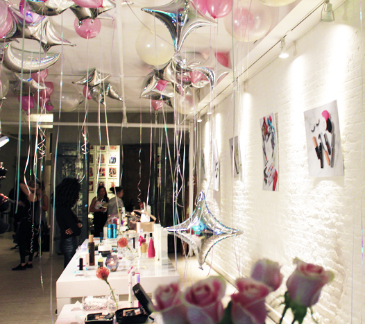 HSN best in beauty event at loft 29