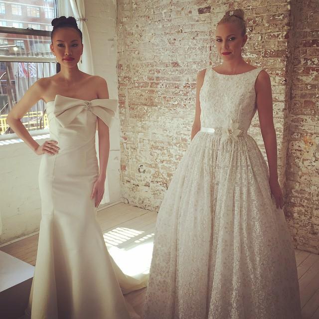 Jean Ralph Thurin Bridal fashion show
