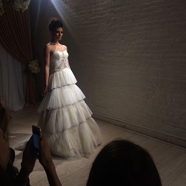 Bridal fashion show at Loft 29