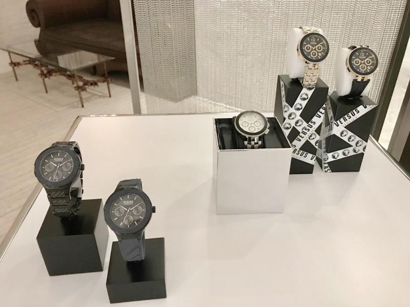 Versace Versus - Timex Press Presentation