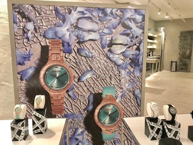 Versus Versace / Timex Presentation at Loft 29