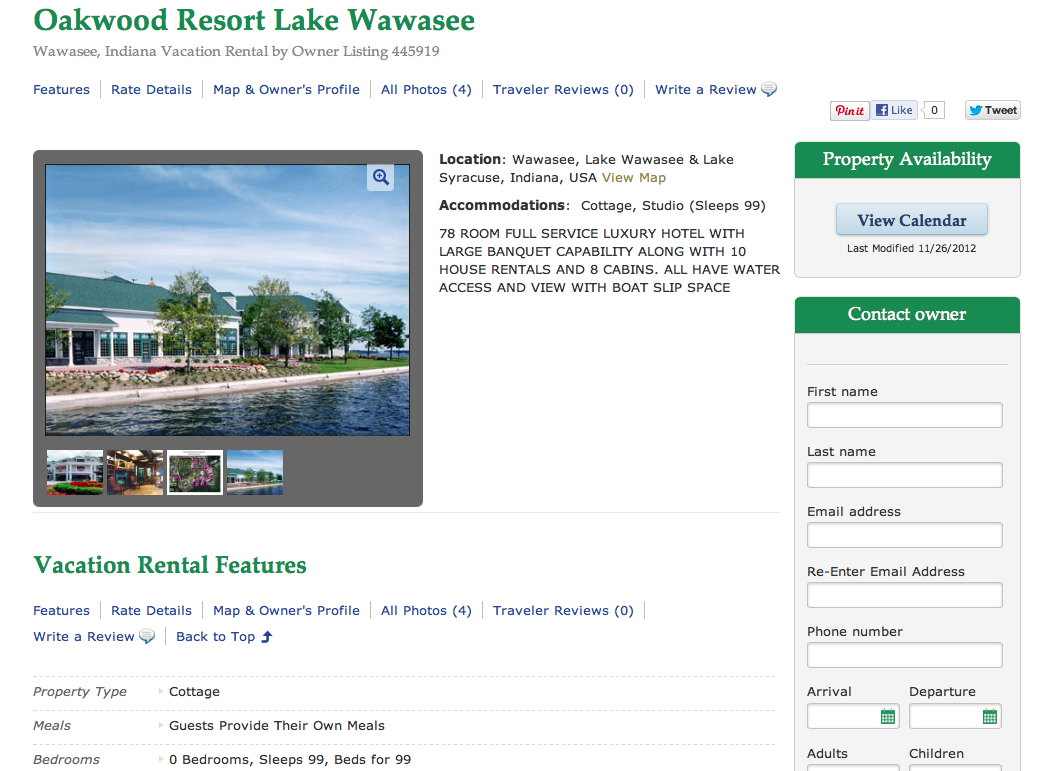 As seen on VRBO.com (Vacation Rentals by Owner) http://www.vrbo.com/445919