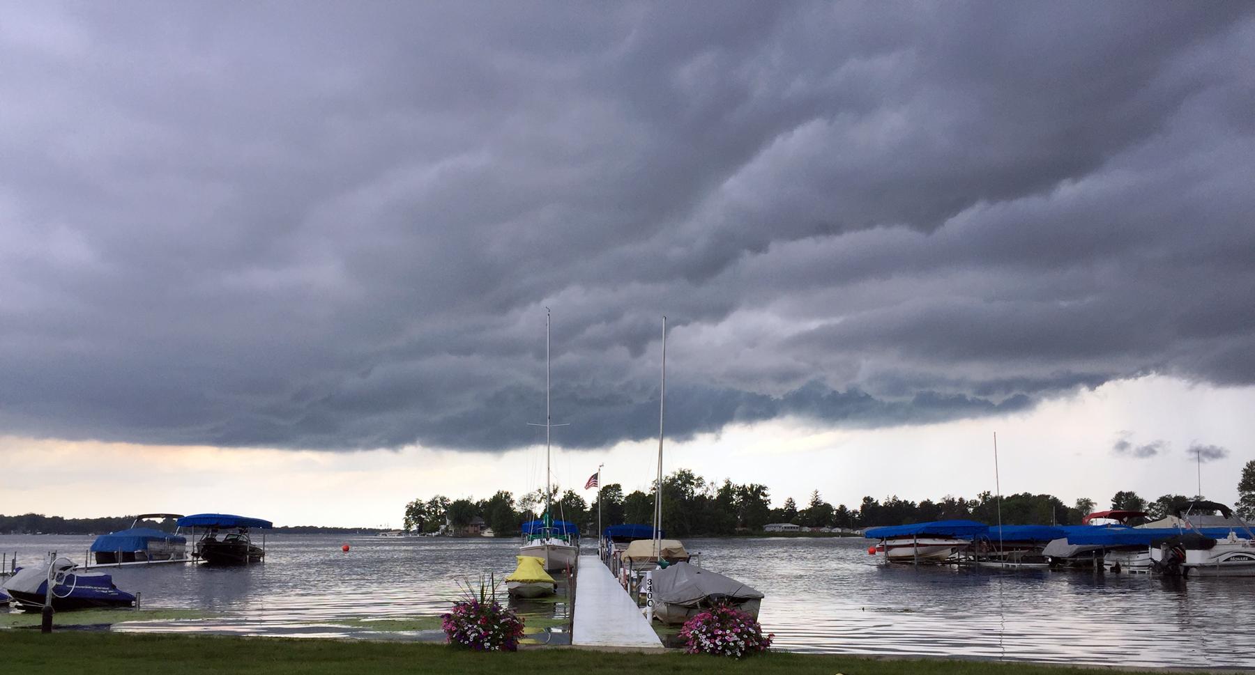 Lake Wawasee Weather -