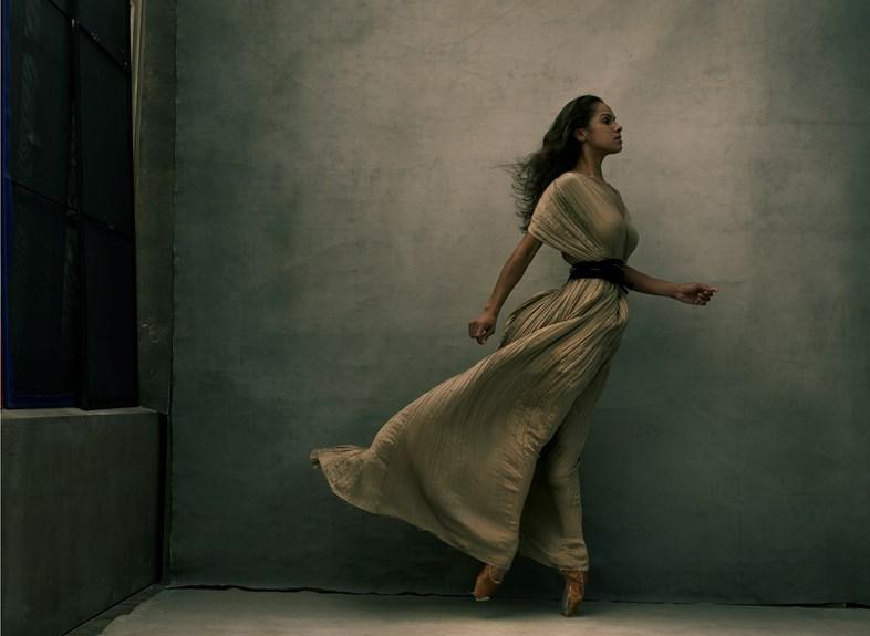 Misty Copeland © Annie Leibovitz