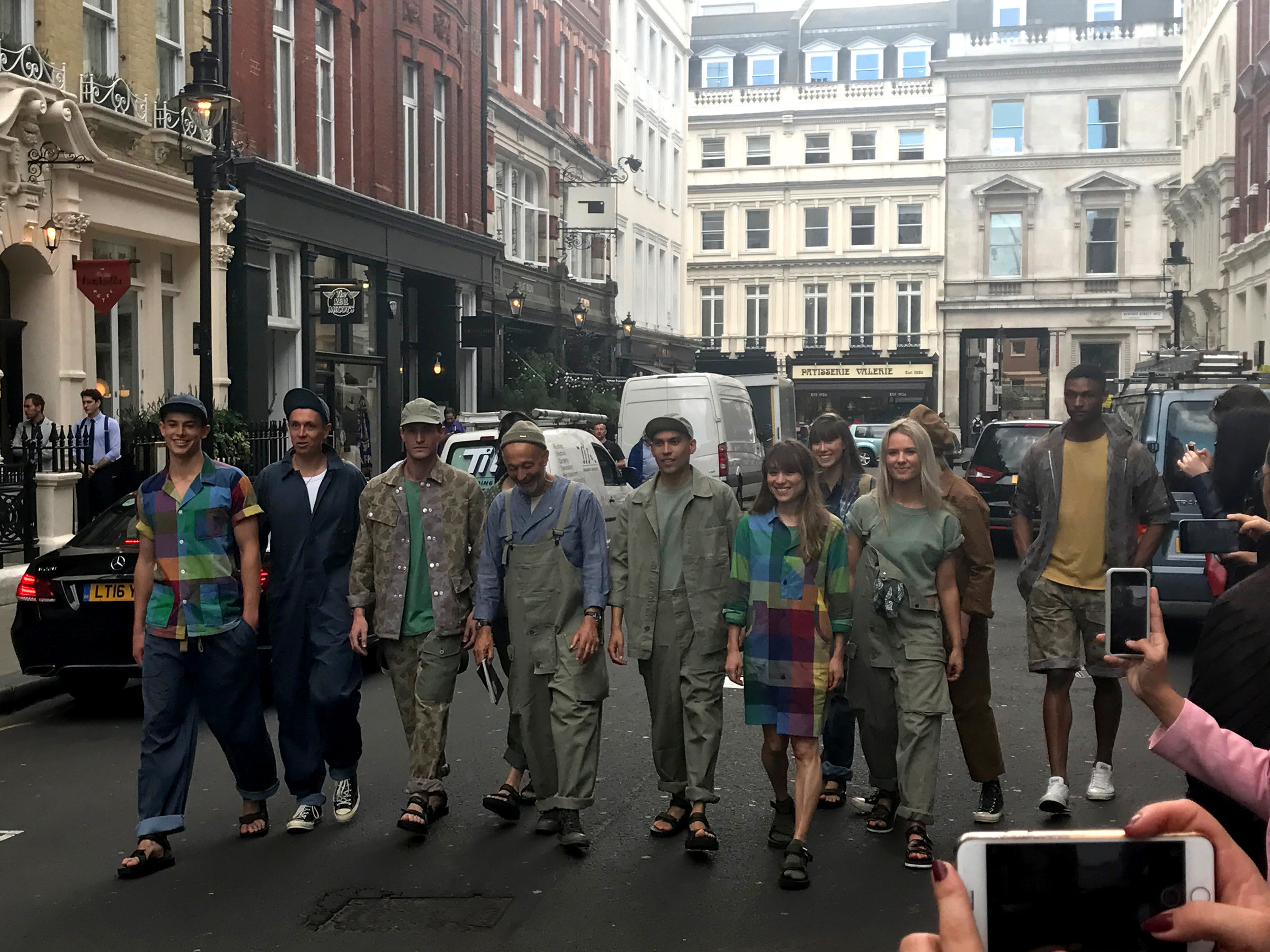 SS18 Collection Nigel Cabowin