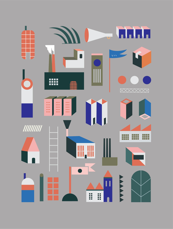 Urbanism by Ruby Martin