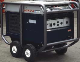 Honda EX5500 Putt-Putt Generator  5000 watts continous, 5500 watts peak