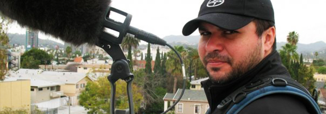 A Battle Hardened Veteran of the Film Wars --  Reza Moosavi