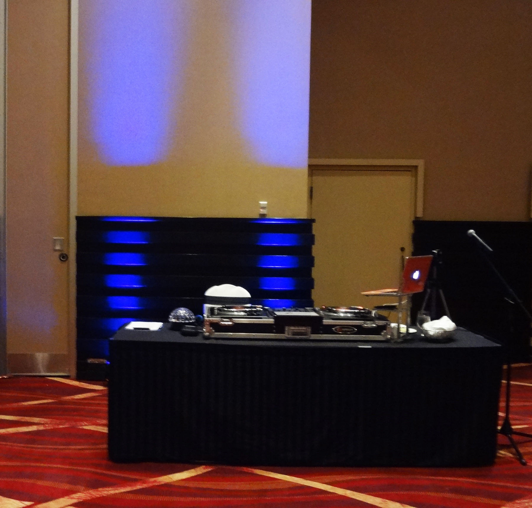Wedding Dj Set up Casino Rama Barrie.jpg