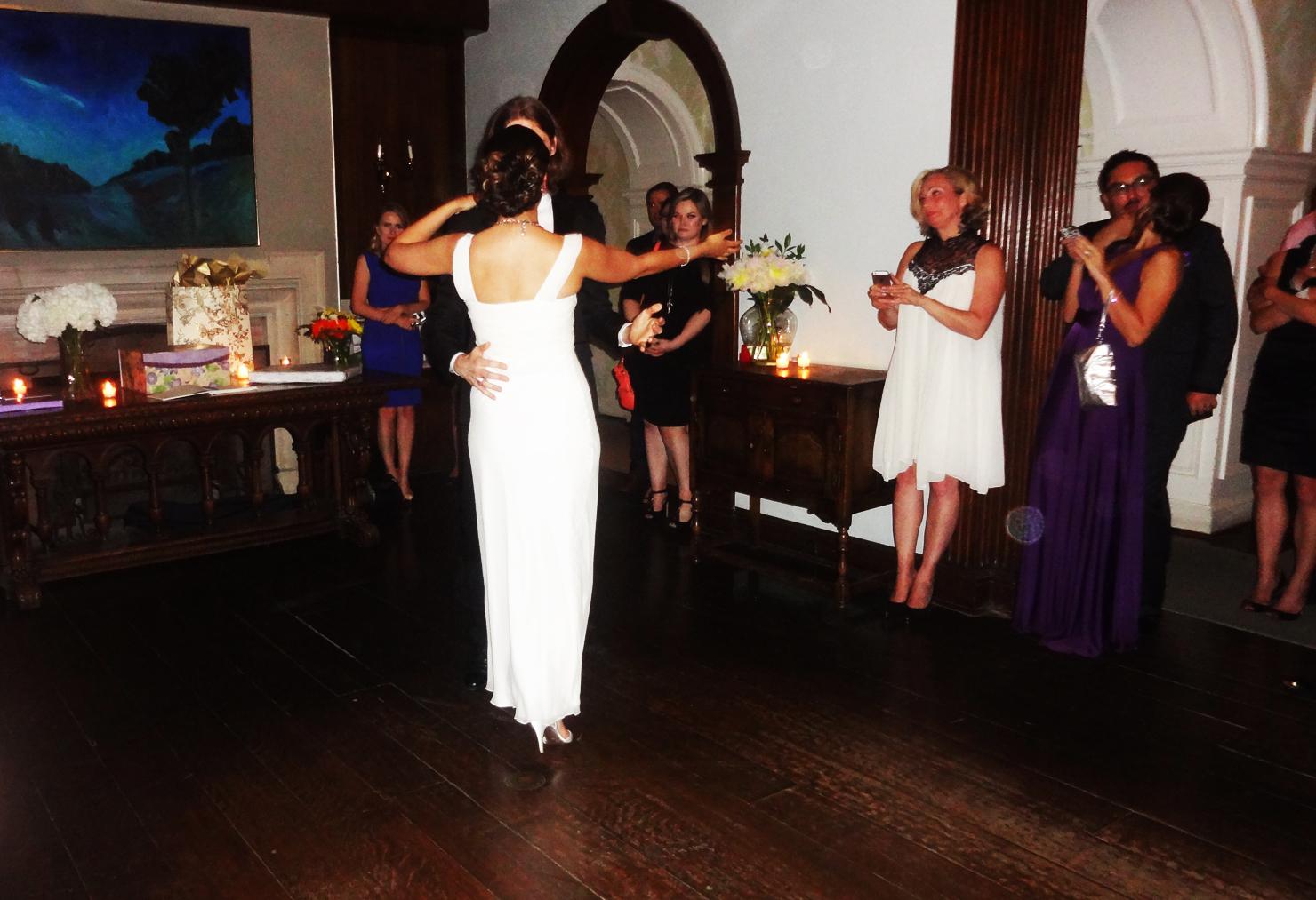 bride & Groom @ Estates of Sunnybrook Mclean House Wedding Dj Del Vinyl Entertainment Toronto.jpg