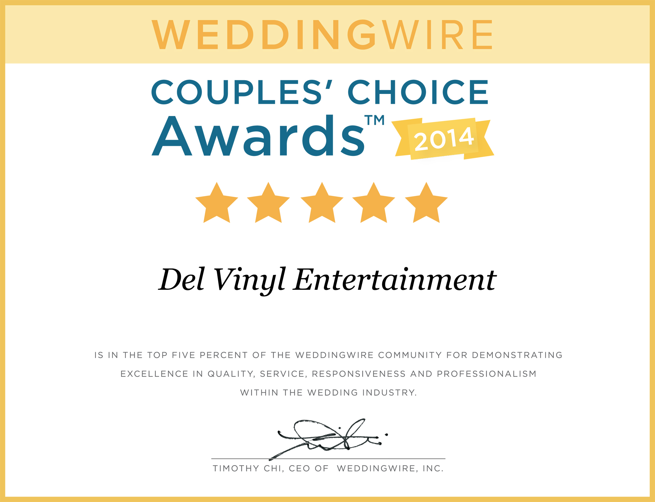 Del Vinyl Wedding Wire Award 2014.jpg