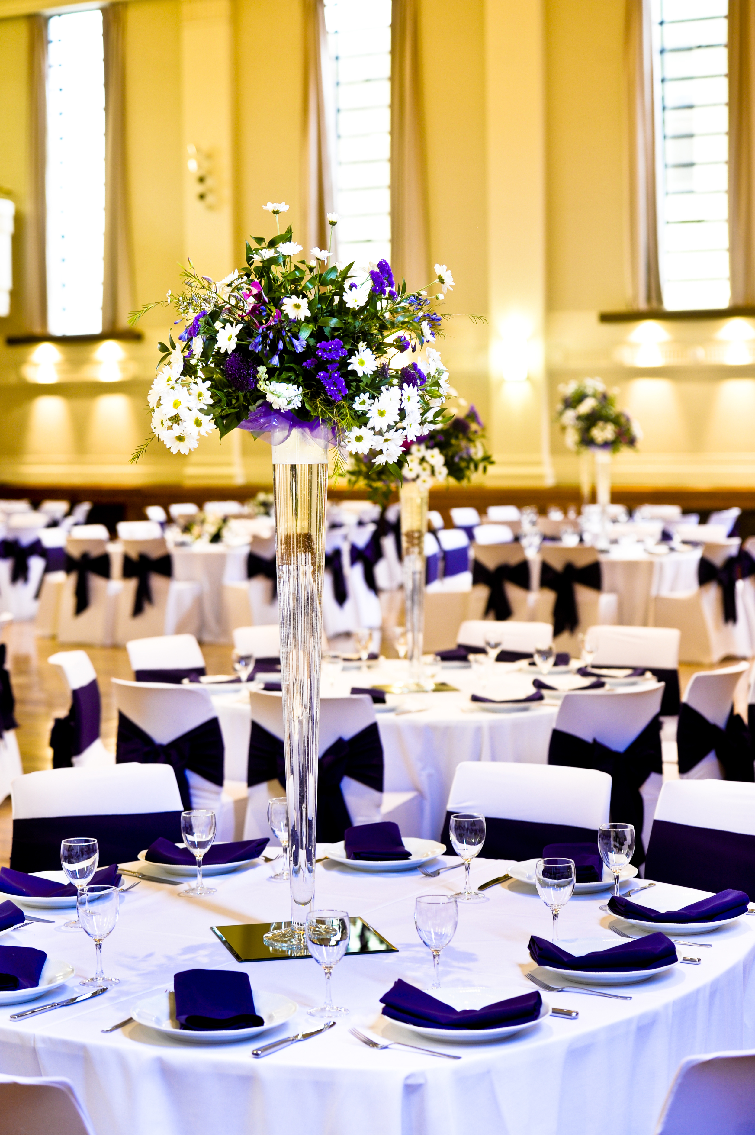 A wedding at Stoke Newington Town Hall Assembly Hall